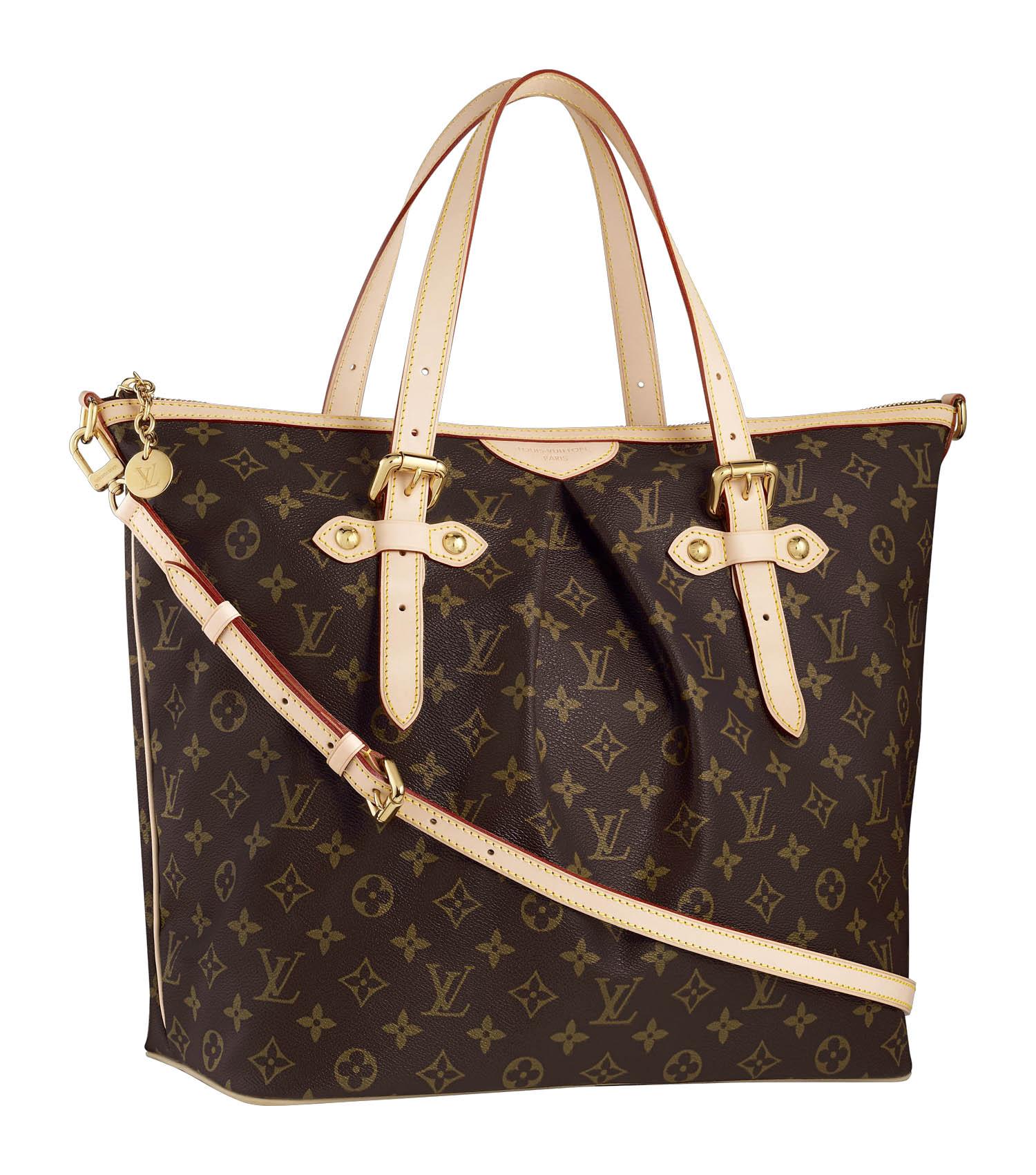 Отличительная черта любой сумки от Louis Vuitton