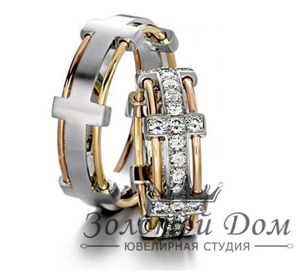 """Обручальные кольца """"Верность"""""""