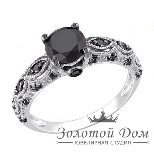 Кольцо для помолвки с бриллиантами