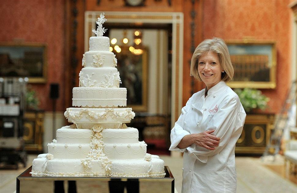 АМЕРИКАНСКАЯ СВАДЕБНАЯ АКАДЕМИЯ с участием кондитера свадебного торта принца Уильяма и Кейт Миддлтон