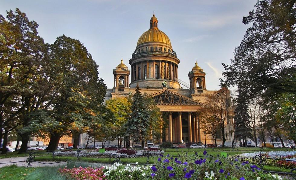 В Санкт-Петербург на четыре дня: что посмотреть