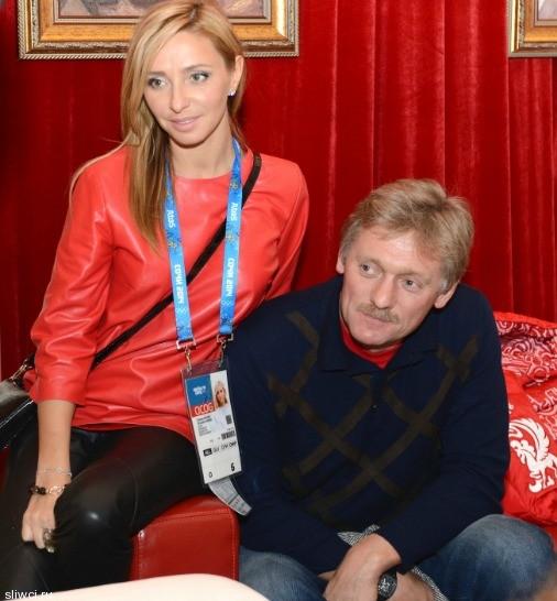 Татьяна Навка 1 августа выходит замуж за Дмитрия Пескова.