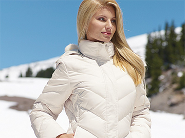 Преимущества покупки пуховика в качестве зимней одежды