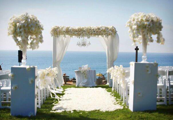 Как красиво оформить свадьбу