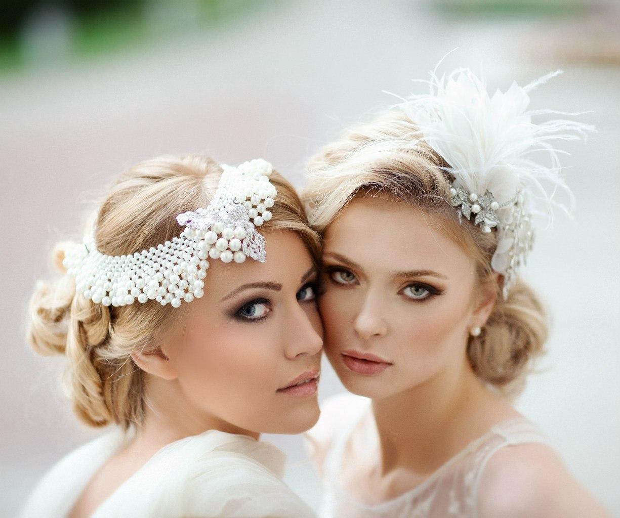 Как подобрать свадебную прическу - советы