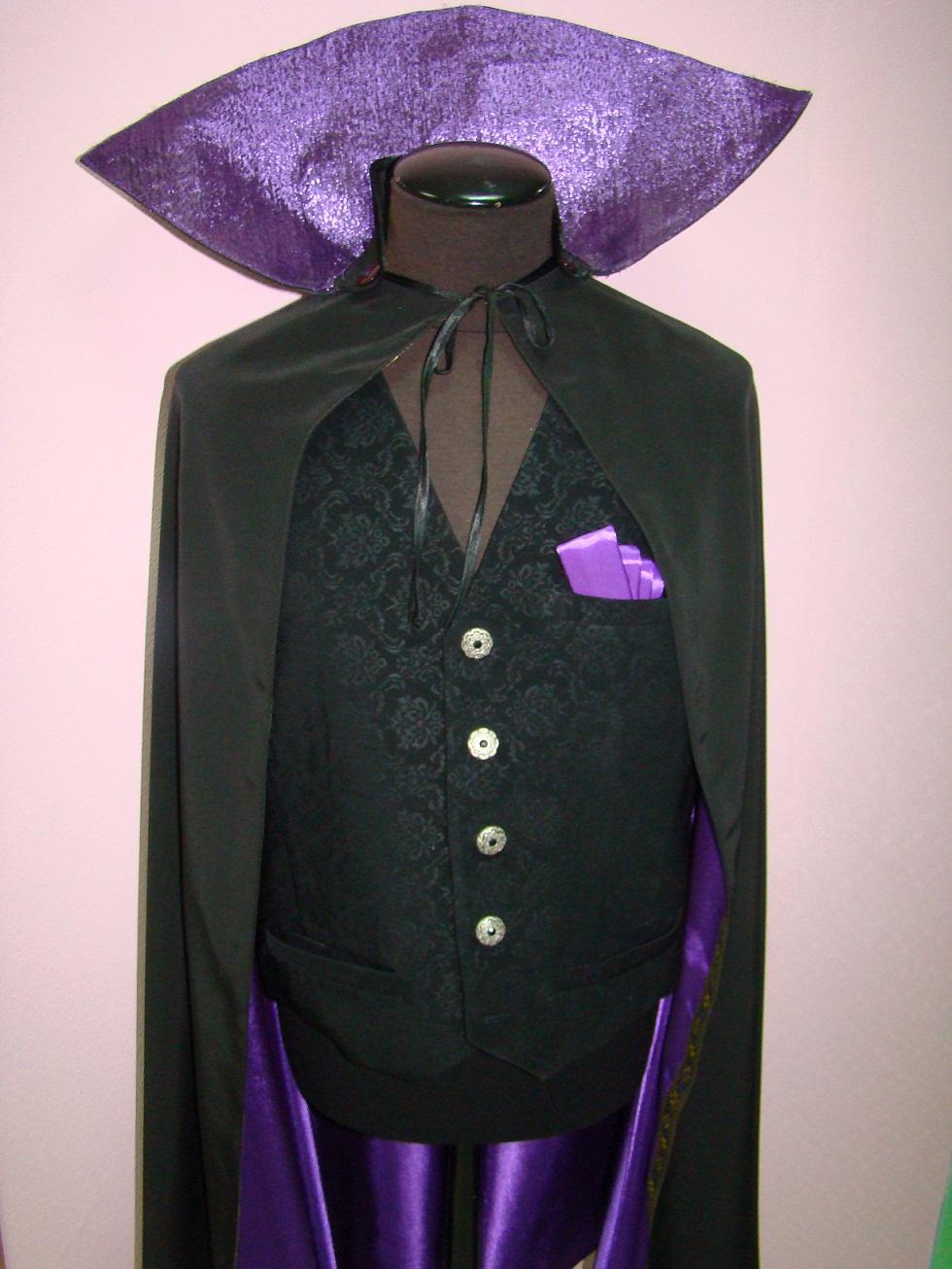 Аренда костюма графа Дракулы