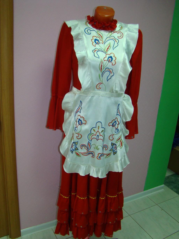 Аренда костюма  Татарский  женский
