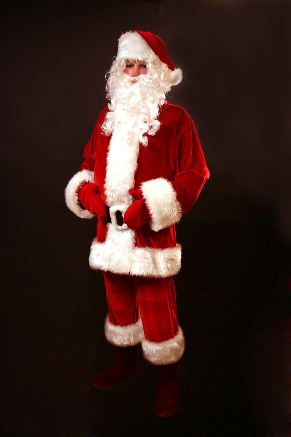 Аренда костюма Санта Клаус