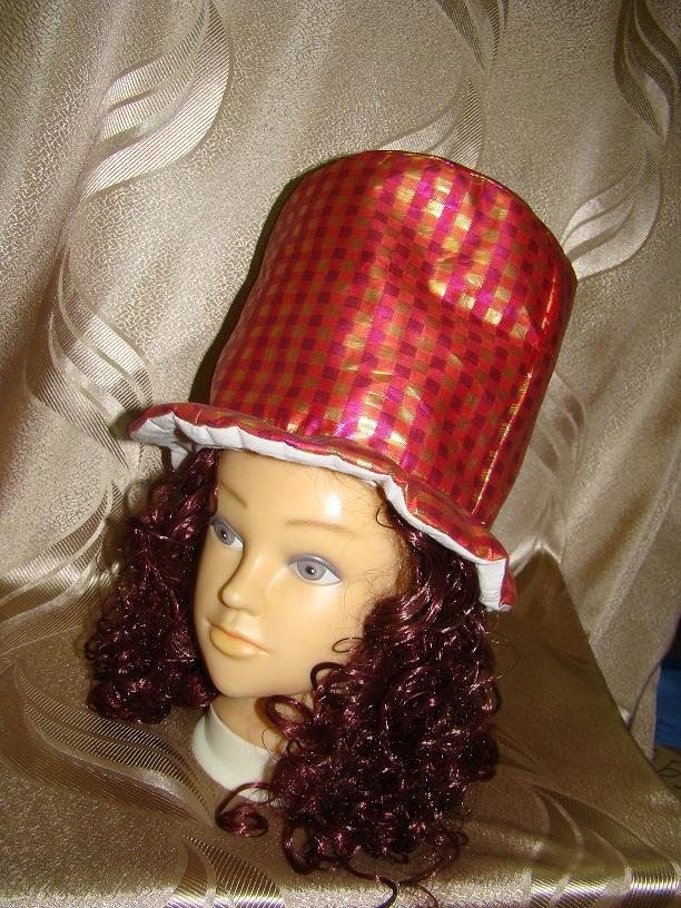 Аренда карнавальных головных уборов,  шляп