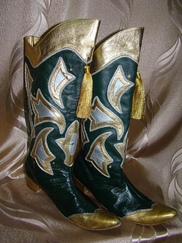 Аренда карнавальной мужской обуви,