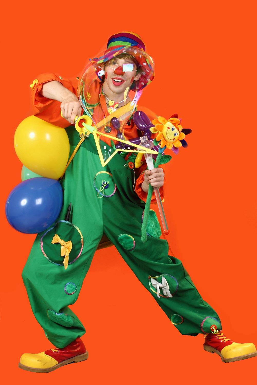 Аренда и прокат  костюма клоуна
