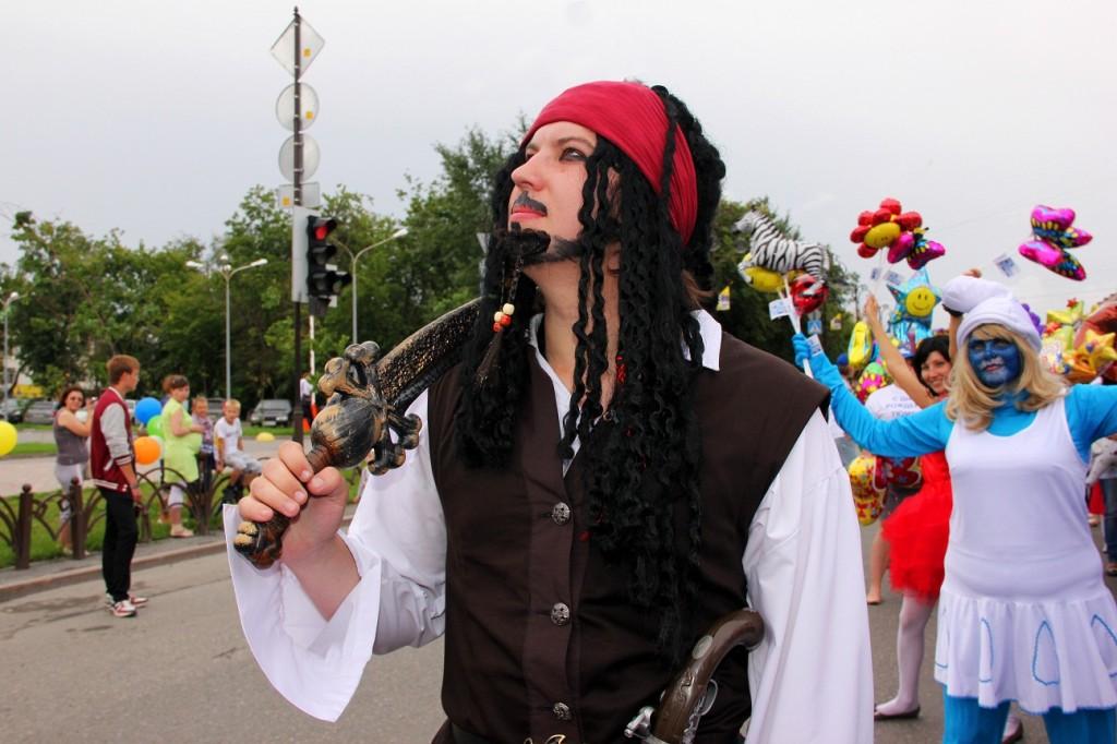 Аренда карнавальных костюмов для пиратской вечеринки