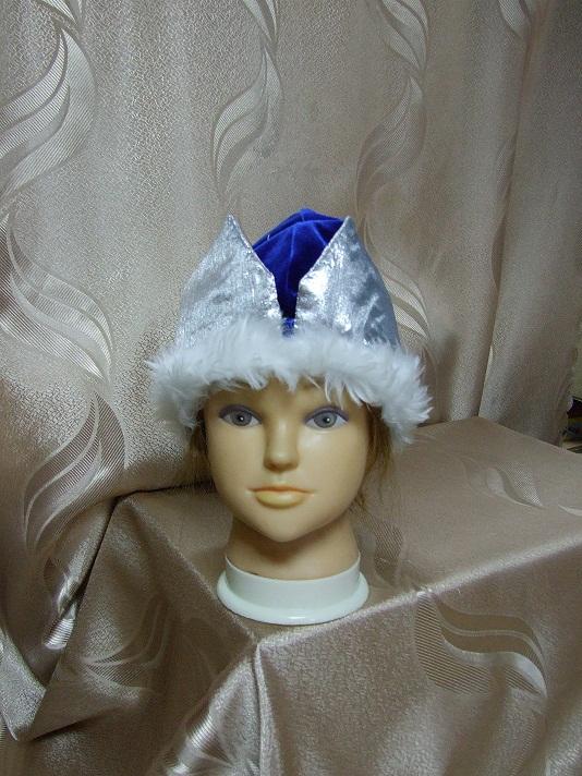 Продажа детская новогодняя шапка Морозко