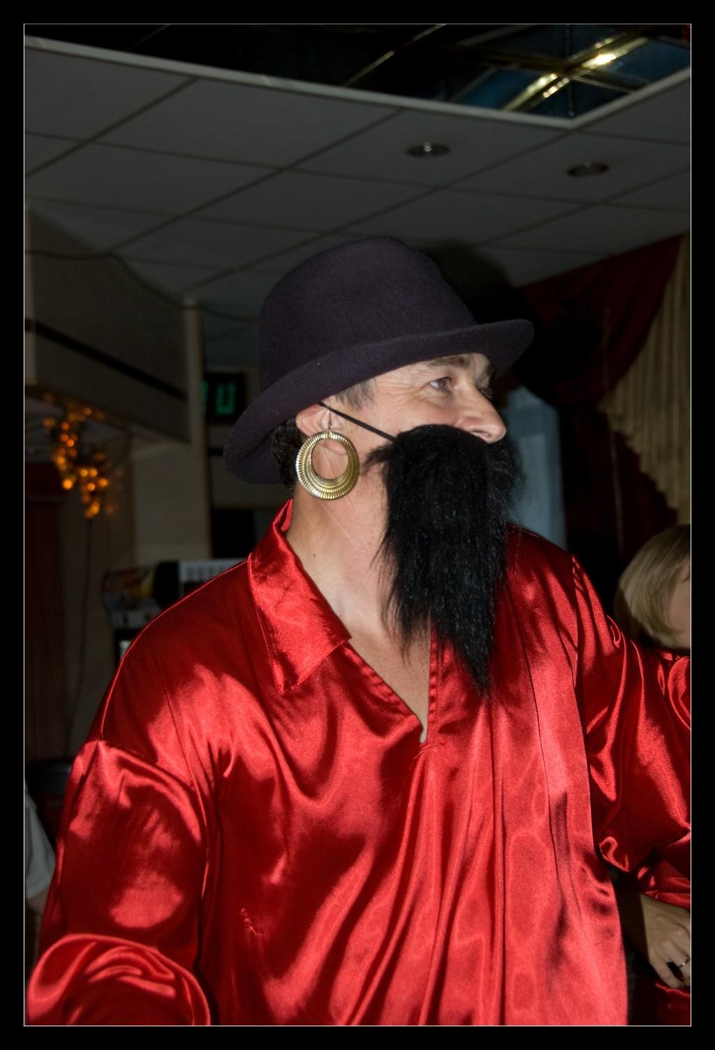 Аренда костюма цыганский мужской