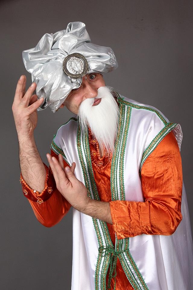 Аренда костюмов  мужских   Восточный, Султан, Турок
