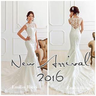 Представляем Вашему вниманию итальянский бренд Свадебных платьев Emilio Ricci!
