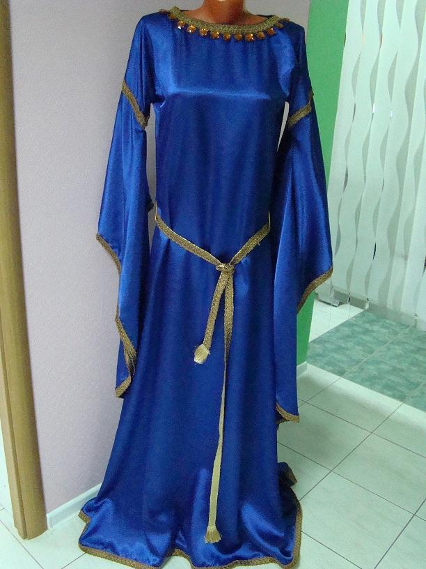 Прокат Платье женское 12 века