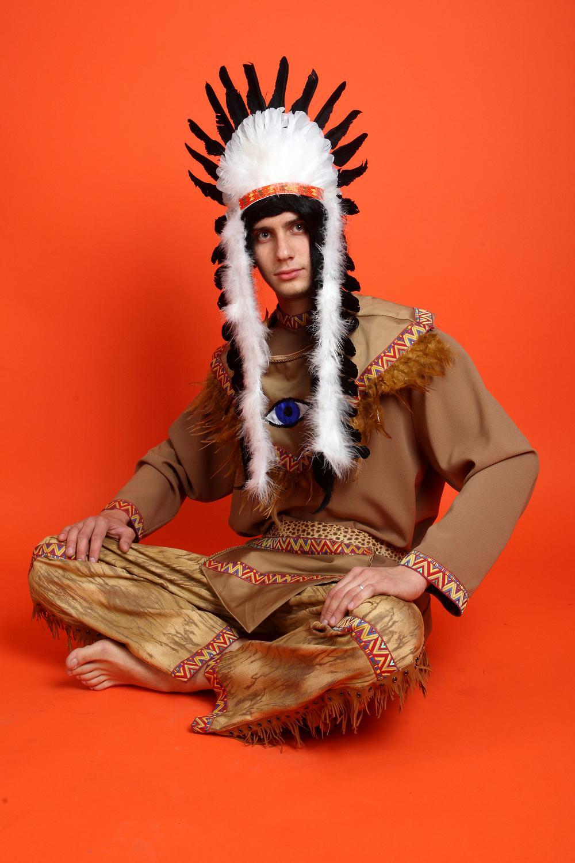 Прокат индейских костюмов