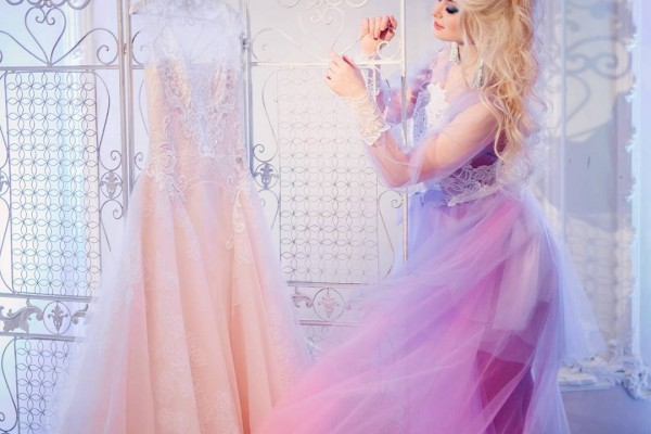 Свадебные будуарные платья «Amorediseta»