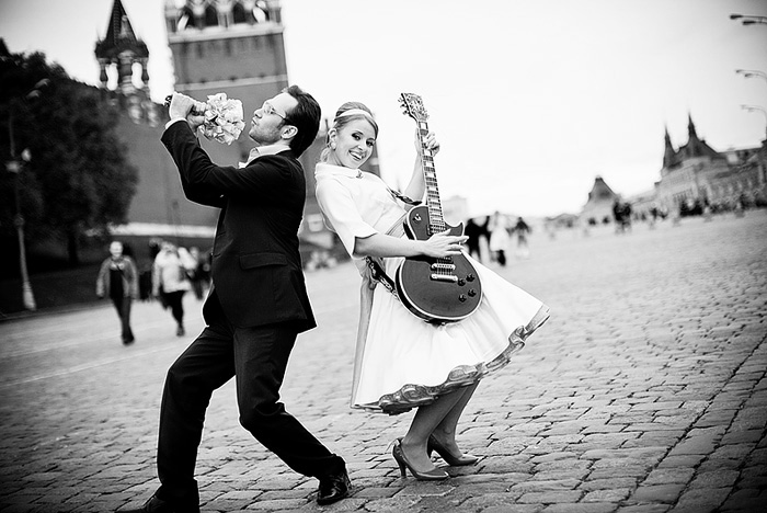 Продуманная шоу-программа - залог успешного свадебного праздника