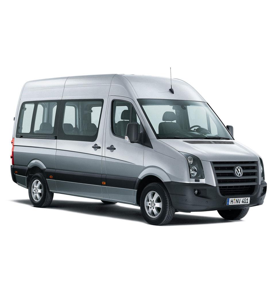 Автобус Volkswagen Crafter