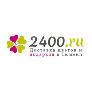 Служба доставки цветов «2400.ru»