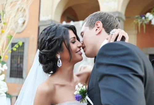 Модные свадебные прически как у звезд Голливуда
