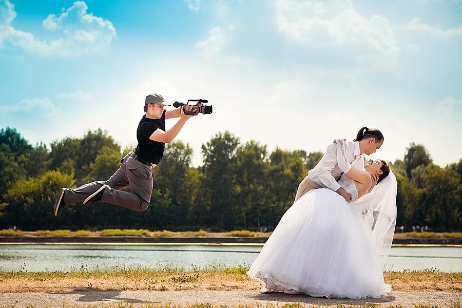 Особенности свадебных фотосессий