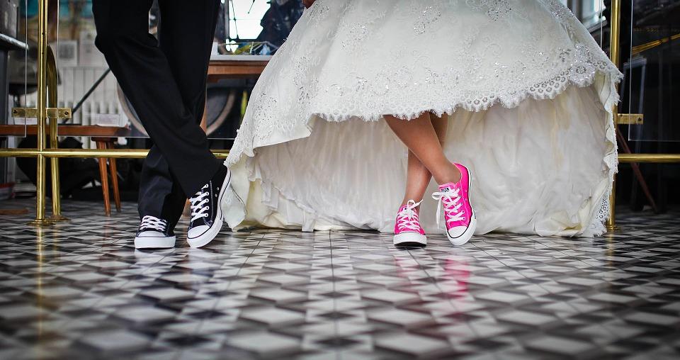 Узнайте больше о последних тенденциях в обуви для новобрачных