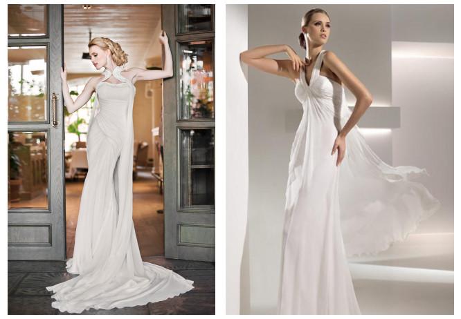 Свадебное платье. Как выбрать фасон на свою фигуру?