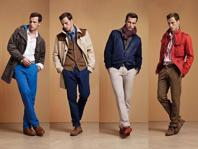 Одежда для мужчин - только Глазурь!