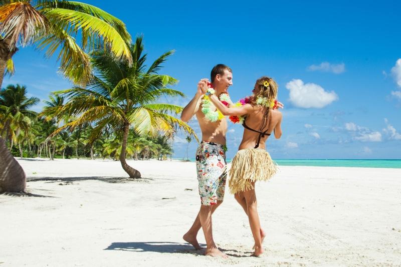 Свадьба в Доминикане на острове Саона и пляже Макао