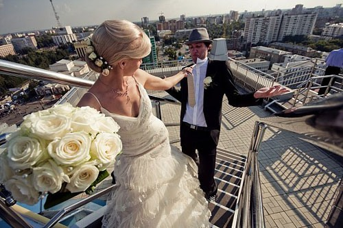 Ведущие на свадьбу в Екатеринбурге