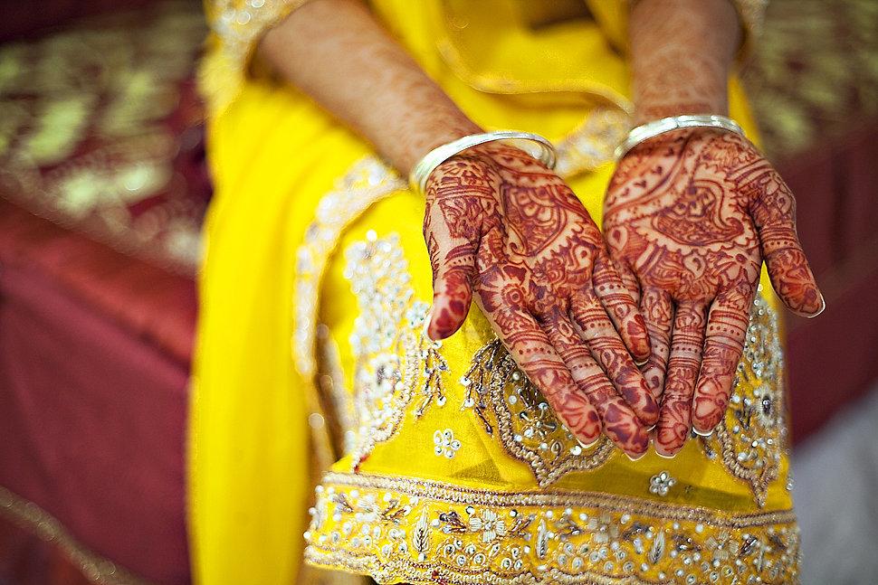 Свадебные традиции разных стран мира!