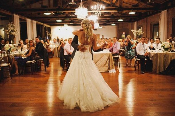 Популярные свадебные танцы
