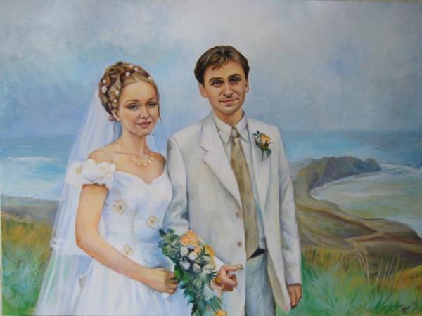 Свадебные и портретные фотографии
