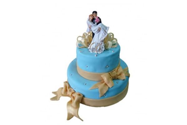 Необычные свадебные торты на заказ от Cake-Store
