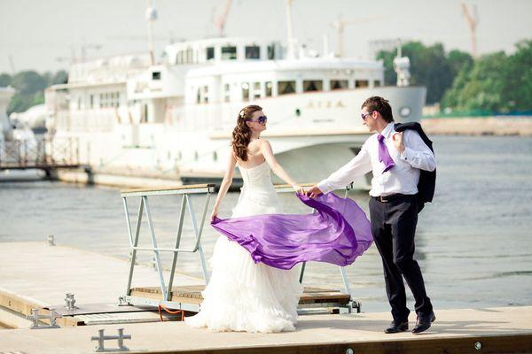 Самые оригинальные места для свадьбы
