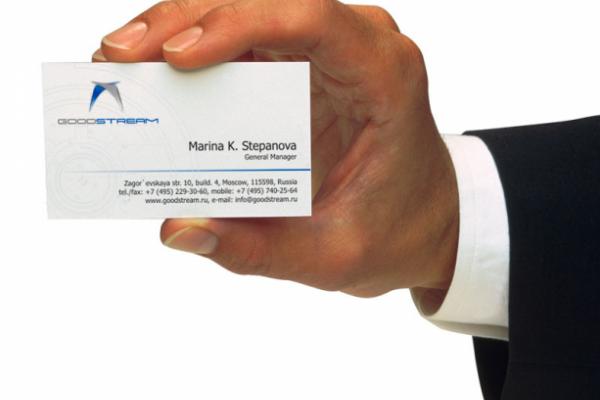Пять способов сделать визитку эффективнее