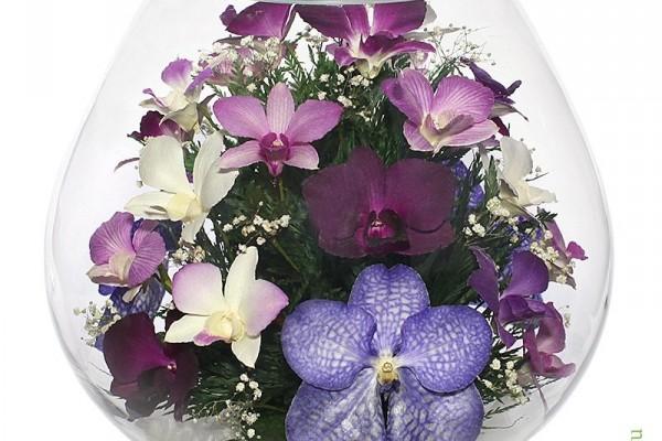 Интернет магазин вечных живых цветов встречает вас