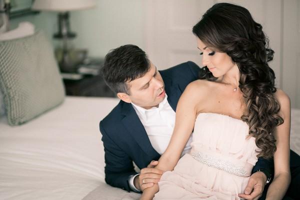 Свадьба на берегу Финского залива