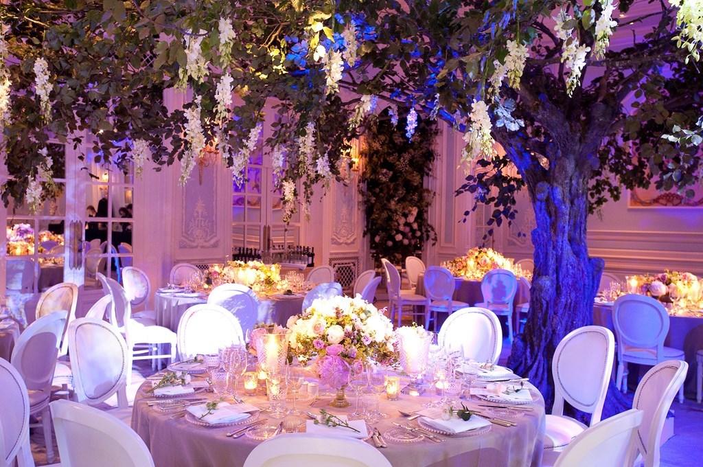 Оформление банкетного зала для свадьбы: как выбрать декоратора