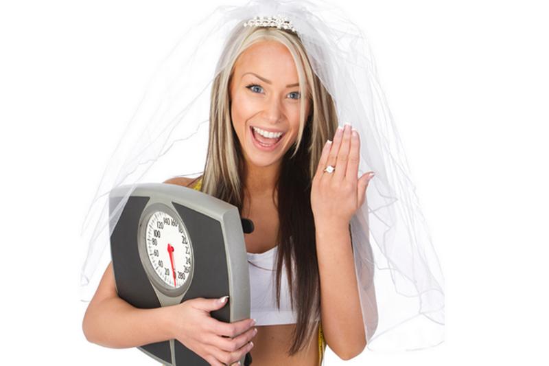 Как похудеть к свадьбе на 10 кг